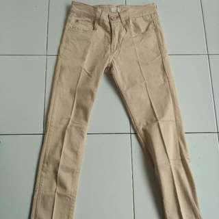 Connexion Women Skinny Long Pants Krem