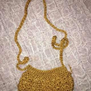 Handmade Crochet Bag💛