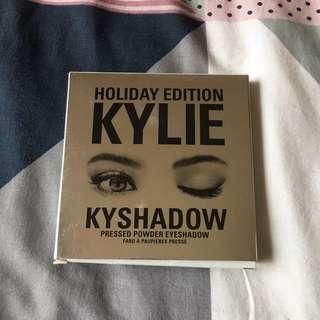 Genuine Kylie Cosmetics Eyeshadow Palette
