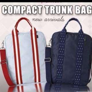 Day Luggage Bag*Korea Design Compact Trunk Bag*Travel Accessories