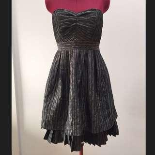 Silk Blend Party Dress (8)