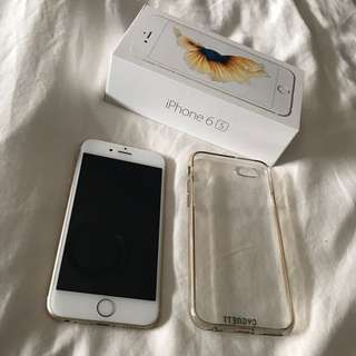 iPhone 6s - Gold - 64GB