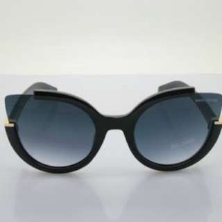 Marc Jacobs Fish Eyes Black Sunglasses