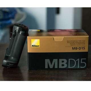 Nikon Original MB-D15 Battery Grip [for D7100/D7200]