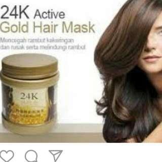 Hairmask 24k 500ml