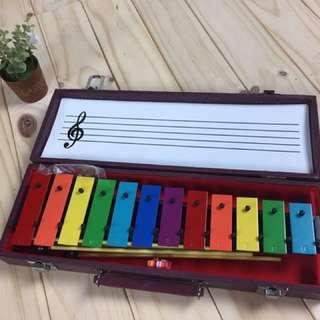 演奏用鐵琴