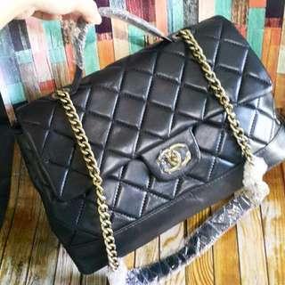 Chanel Top Handle