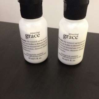 Amazing Grace 30ml Lotion/firming Body Emulsion