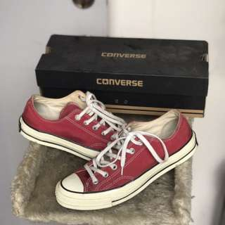 Converse 70s size 7UK