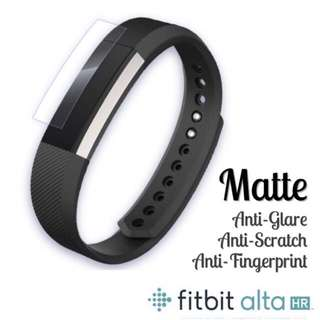 🍀Fitbit Alta HR Matte Screen Protector
