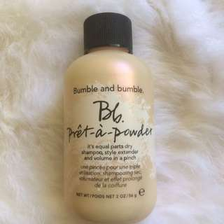 Bumble & Bumble Pret A Powder 56g
