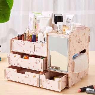 🚚 現貨Hello Kitty 桌面收納櫃