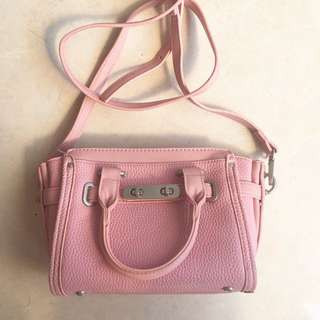 C*ach Mini Sling Bag