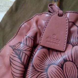 Gucci Tom Ford Bamboo Floral 2003 Collector's Item