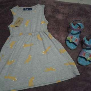 H&S Dress For Kids