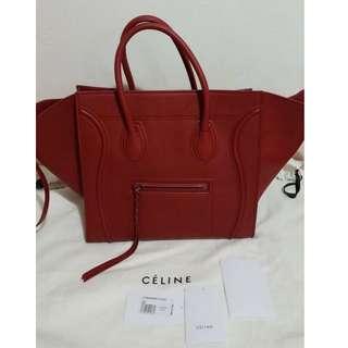 Céline Large Phantom Luggage Tote Bag