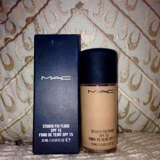 Mac Foundation NW18