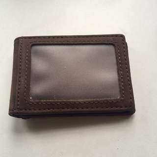 Authentic Fossil Money Clip