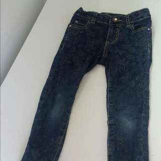 Girls Jeans Size 3