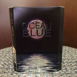OCEAN BLUE Men's EDT Omertà 100 ML