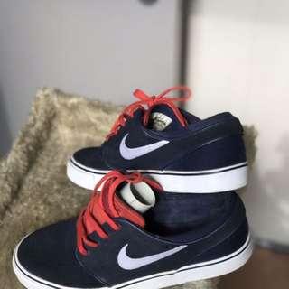 Nike SB Stefan Janoski Suede size 8UK