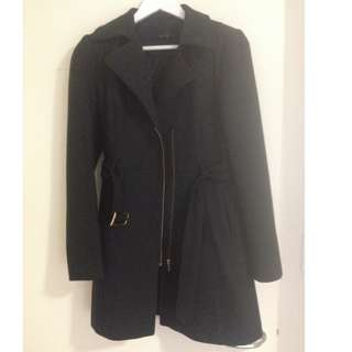Tokito Size 10 Wool Coat