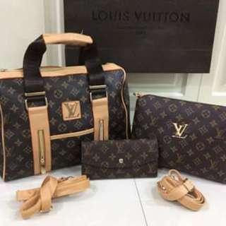 authentic LV bags set