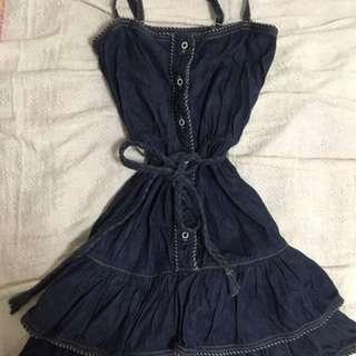 Freshgear Denim Dress