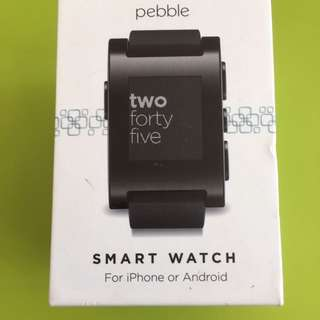 Original Pebble Smartwatch