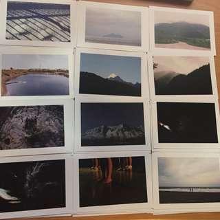 攝影明信片