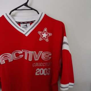 Men's Active Shirt 2003 Collection