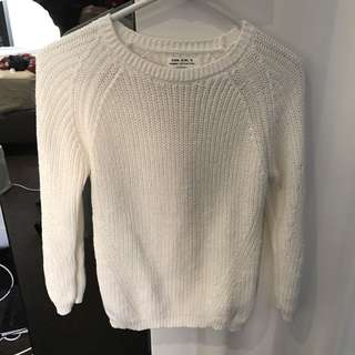 Zara Knitted Sweater/jumper
