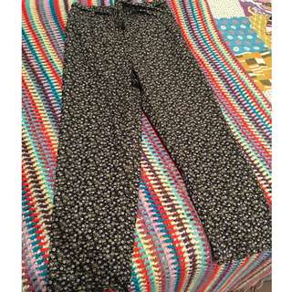 Size 10 Princess Highway (Dangerfield) high waisted pants with sash