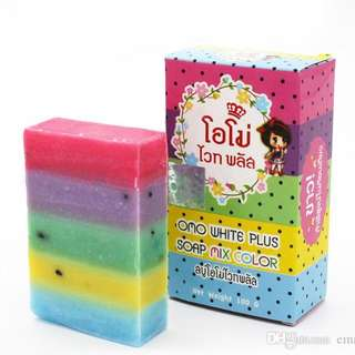 OMO SOAP PLUS (authentic from Thailand)