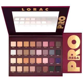 Lorac Eyeshadows