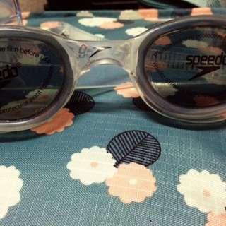 (二手)speedo泳鏡