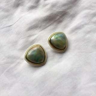 Vintage Style Clip-On Earrings