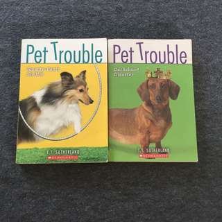 pet trouble storybooks