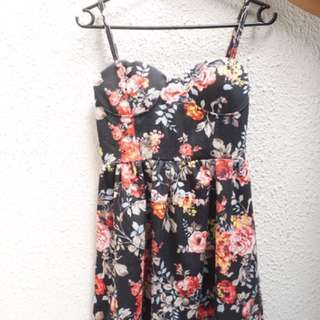 Floral Dress for Summer! ❤️️