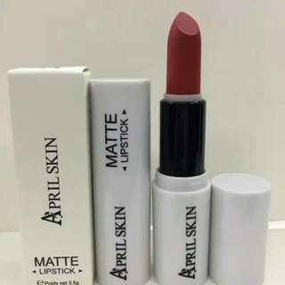 April Skin Matte Lipstick