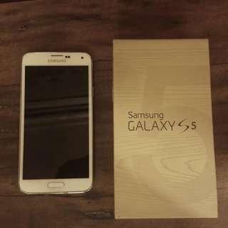 Samsung Galaxy S5 16GB (Sim Unlocked)