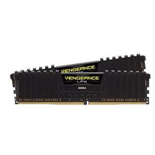 BNIB - Corsair Vengeance® LPX 32GB (2x16GB) DDR4 DRAM 2800MHz C16 Memory Kit - Black (CMK32GX4M2A2800C16) (Comes with local invoice and warranty)