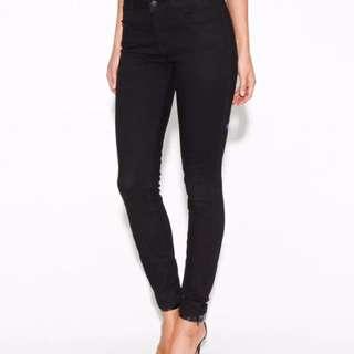 Ksubi Black Skinny Jeans
