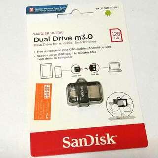 128GB SanDisk Memory