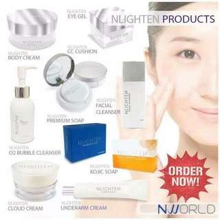 NWORLD Nlighten Products