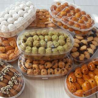 Kue Kering, Cookies Lebaran