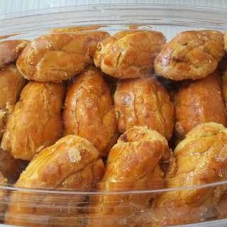 Nastar Daun. Cookies Lebaran. Kue Kering