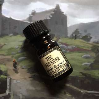 BPAL The Red Rider (5ml) - Perfume Oil
