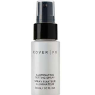 Cover FX Illuminating Setting Spray 30ml Brand New + Auth