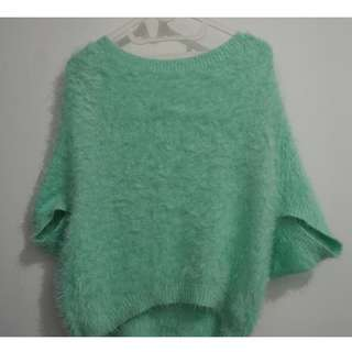 Tosca Crop Top (Feather)